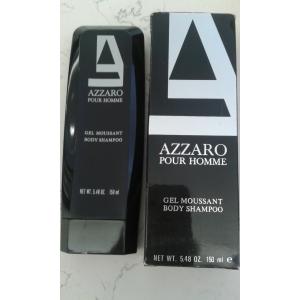 AZZARO POUR HOMME GEL MOUSSANT 150 ML - AZZARO