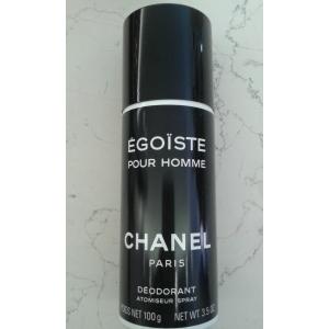 EGOISTE CHANEL DEODORANT ATOMISEUR SPRAY 150 ML - CHANEL