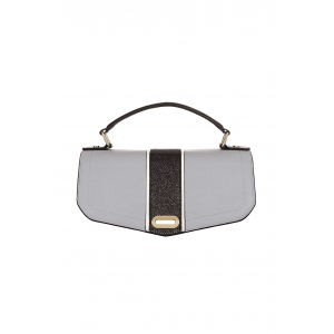 TOP BORSA TURTLE STRIPE GREY  - NUMEROVENTIDUE