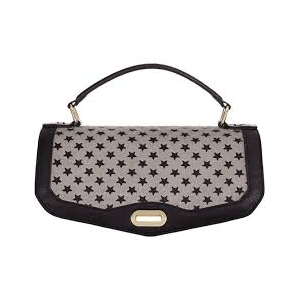 TOP BORSA TURTLE STAR GREY  - NUMEROVENTIDUE