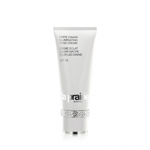 WHITE CAVIAR ILLUMINATING HAND CREAM SPF 15 100 ML LA PRAIRIE