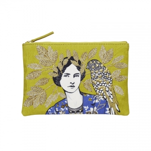 UNITE POCHETTE DEMETER YELLOW - INOUITOOSH PARIS