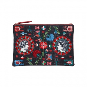 UNITE POCHETTE MYTHIQUE BLUE  - INOUITOOSH PARIS
