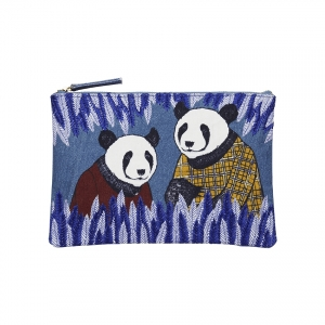 UNITE POCHETTE AMI BLUE  - INOUITOOSH PARIS