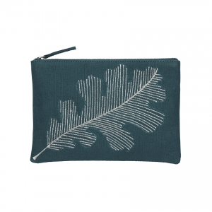 UNITE POCHETTE LEAF GREEN - INOUITOOSH PARIS
