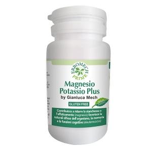 MAGNESIO POTASSIO PLUS 30 CPS ERBOMECH PRIME - GIANLUCA MECH
