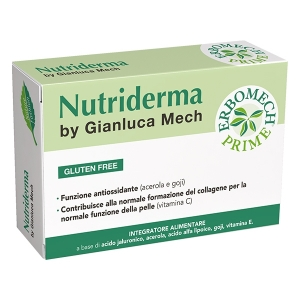 NUTRIDERMA 30 CPS ERBOMECH PRIME - GIANLUCA MECH