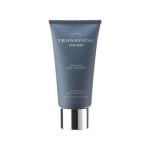TRANSVITAL FOR MEN - CLEANSING EXFOLIATING GEL 75 ML ANTI AGING SKIN TREATMENT