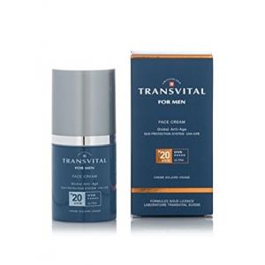TRANSVITAL FOR MEN FACE CREAM IP 20 CREME SOLAIRE VISAGE 50 ML