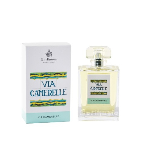 VIA CAMERELLE EAU DE  PARFUM 100 ML SPRAY CARTHUSIA