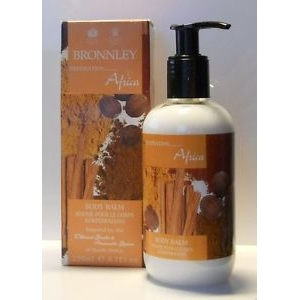 BRONNLEY DESTINATION AFRICA BODY BALM 250 ML - BRONNLEY