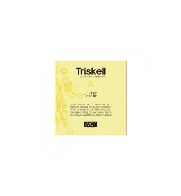 TRISKELL BOTANICAL TREATMENT ENERGY LOTION 12 FIALE X 6 ML - LVDT ... 6a139e3c27ae