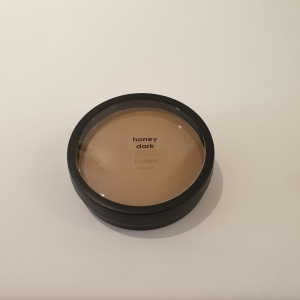 TESTER-HONEY DARK PRESSED BASE 9,9 GR-GLO MINERALS