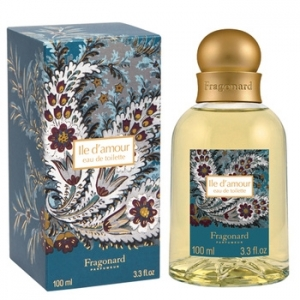 ILE D'AMOUR  EDT 100 ML FRAGONARD