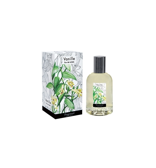 VANILLE EAU DE TOILETTE 100 ML SPRAY FRAGONARD