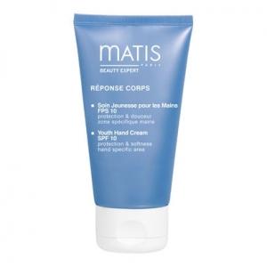 Rèponse Corps- SOIN JEUNESSE POUR LES MAINS SPF 10- 50 ML- MATIS