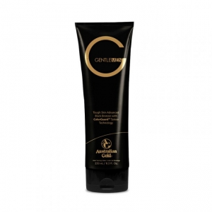 G GENTLEMEN TOUGH SKIN ADVANCED BLACK BRONZER 250 ML - AUSTRALIAN GOLD