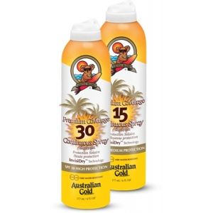 SPF 30 CONT SPRAY 177 ML - AUSTRALIAN GOLD