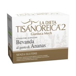 BEVANDA AL GUSTO DI ANANAS - LA DIETA TISANOREICA 2 GIANLUCA MECH